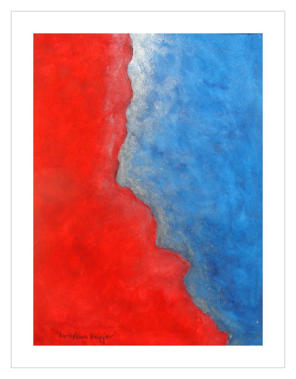 The Red & Blue from Duality Collection - Image 0