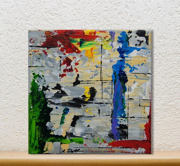 Abstract Extract 2020 II (20x20 cm) - Image 0