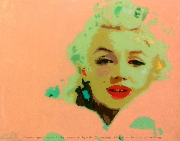 crazy,SEXY,cool Trilogy - Marilyn Monroe - Image 0