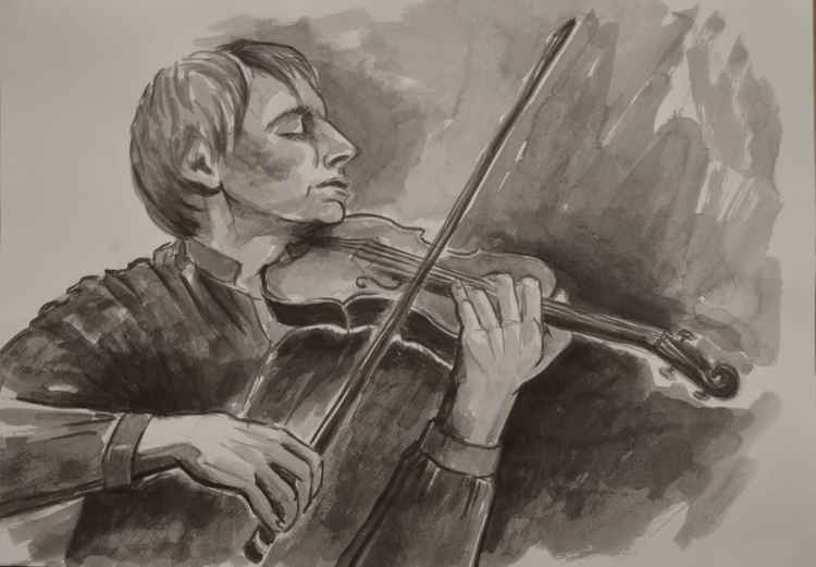 Violinist -