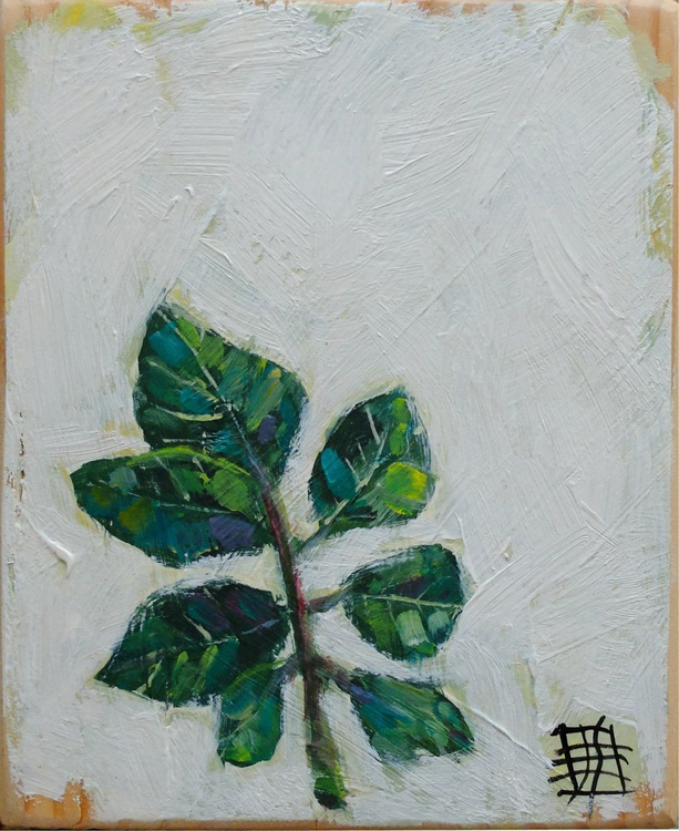 Simply Rose Leaves - Image 0