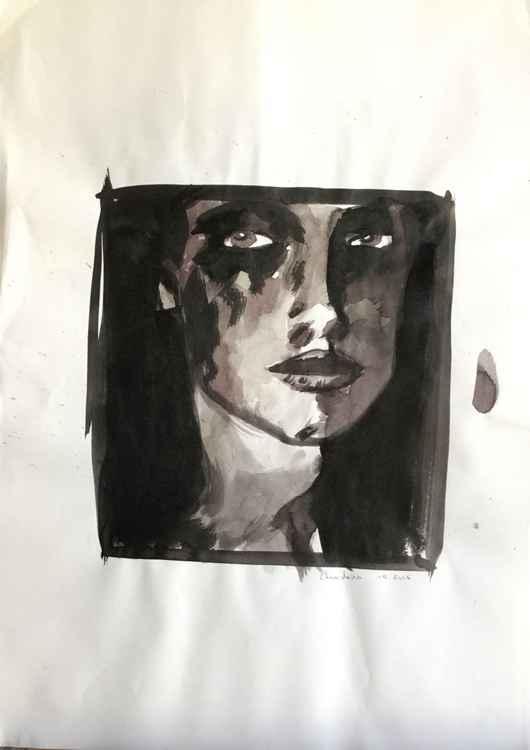 Portrait / Sad & Larmes -