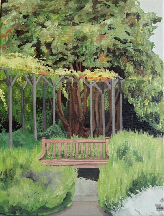 Garden Bench - Image 0