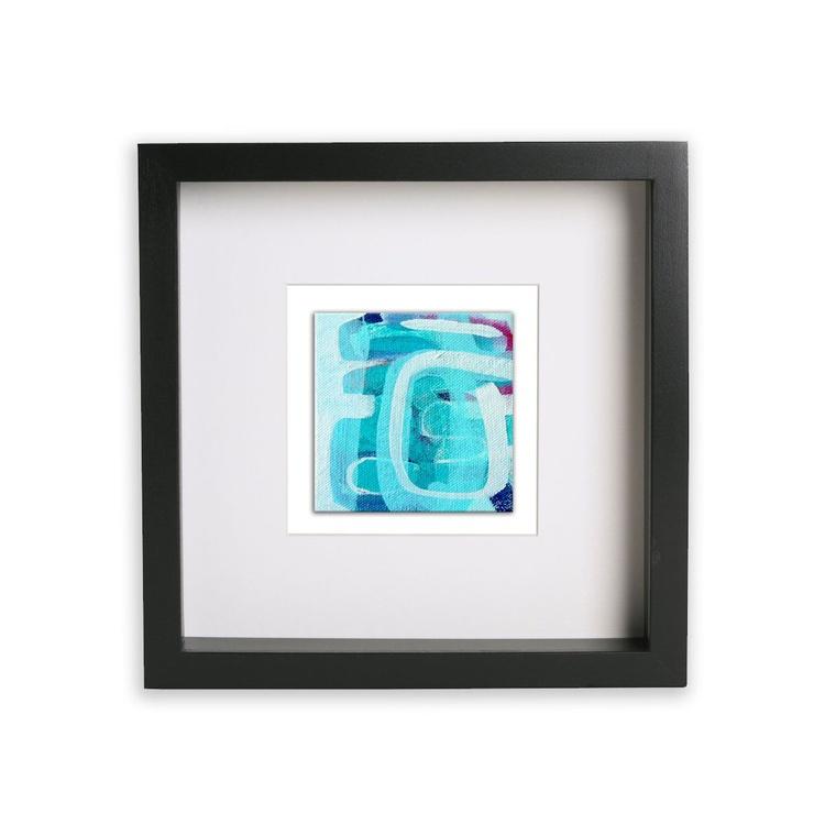 mini abstract #101 - Image 0