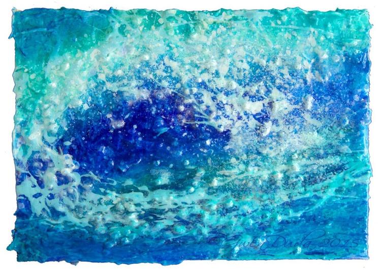 Blue Boomerang - Image 0