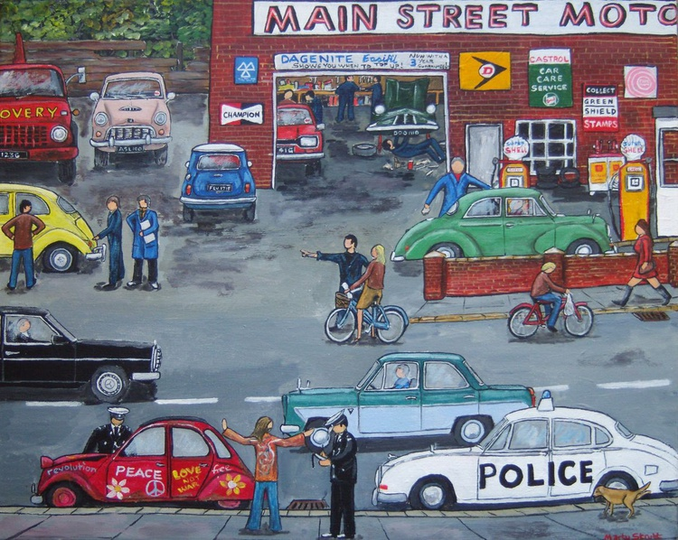 Down On Main Street - Image 0