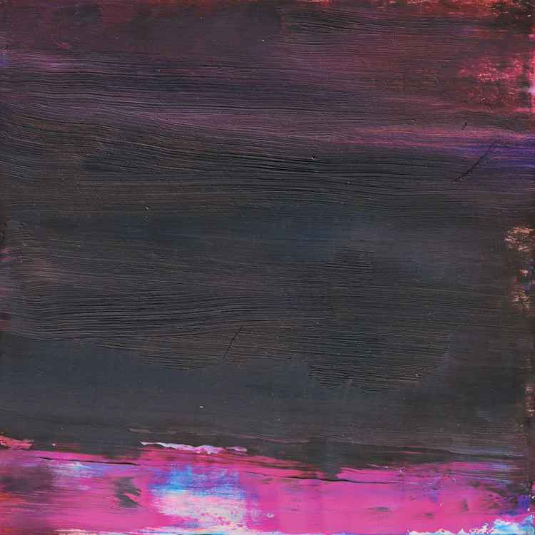 Abstract #142 - Magenta Afterglow -