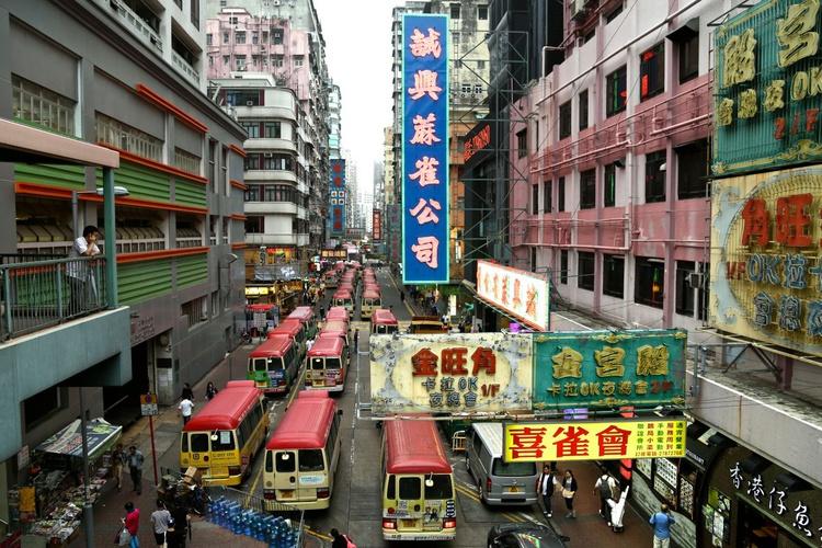 Streets of Life, Hong Kong - Image 0