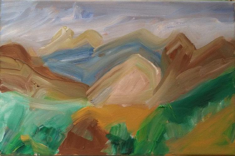 Rocky landscape - Image 0