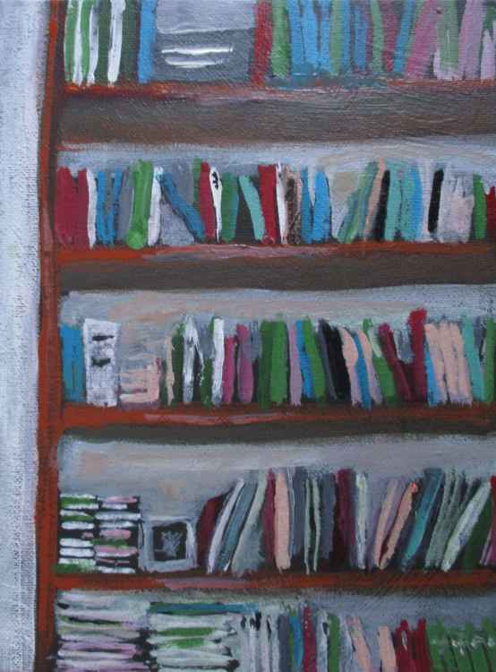 The bookcase