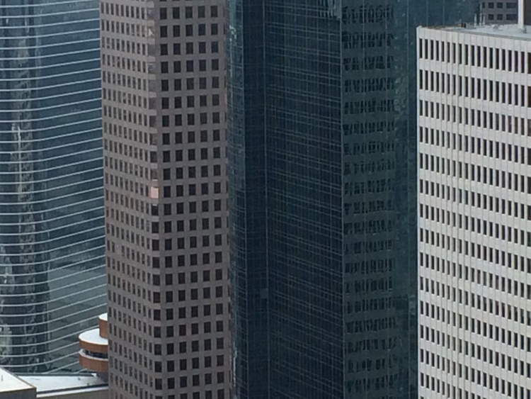 VIEW FROM 60th FLOOR & CARTON IN THE WINDOW - Image 0