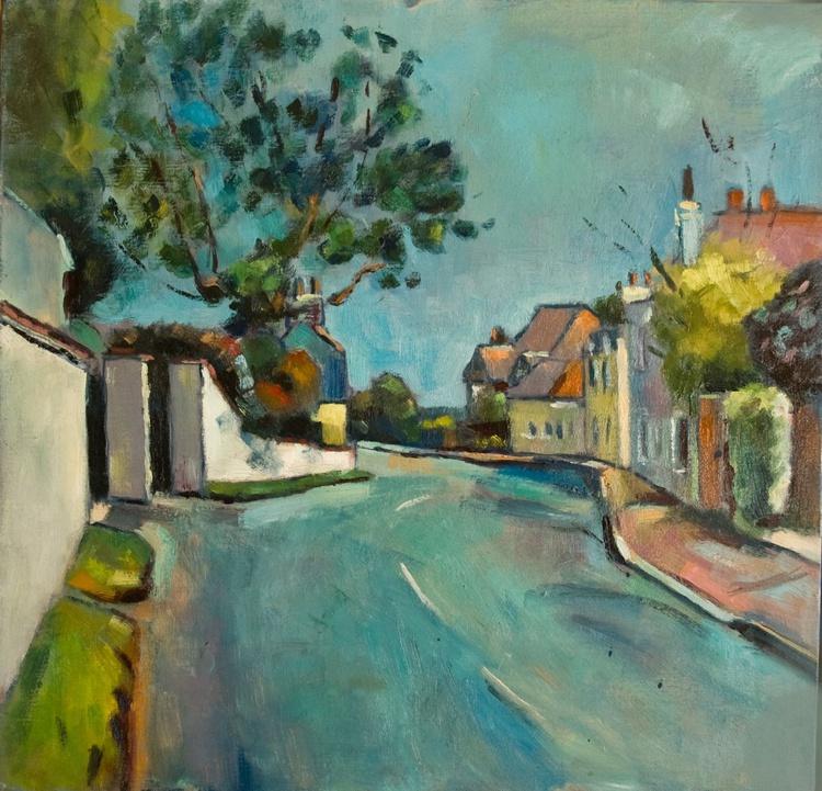 Road at Crossbush - Image 0