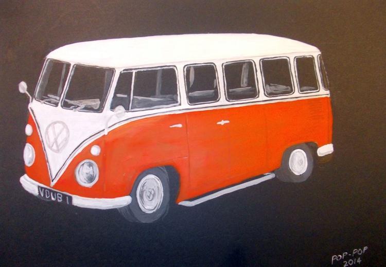 VW Camper Van - Image 0