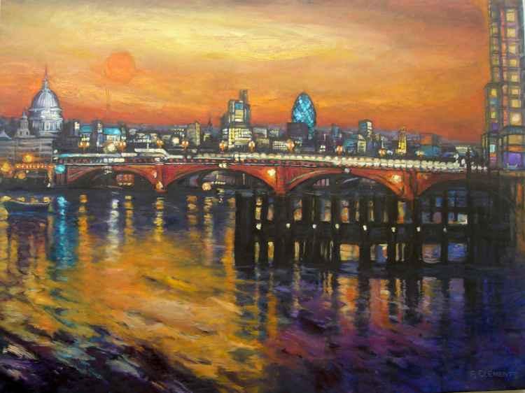 London Skyline -