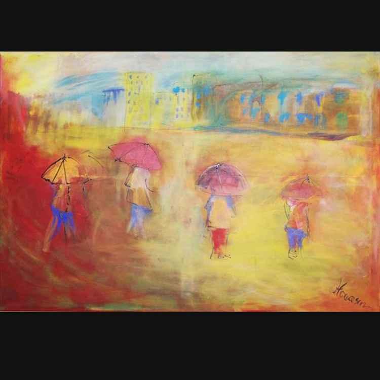 rainy -