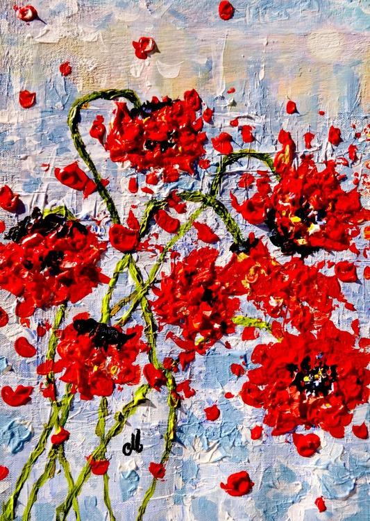 Red sparks..(2) - Image 0
