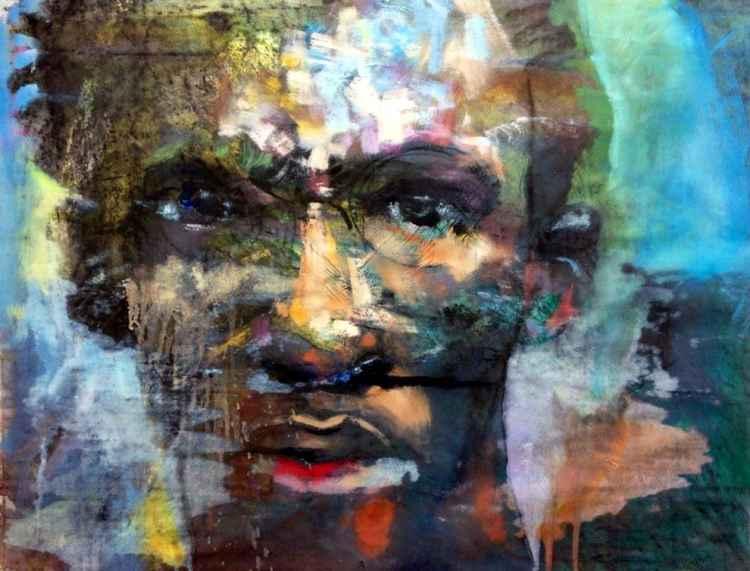 Black Man -