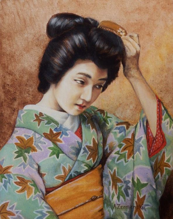 Meiji Geisha - Image 0