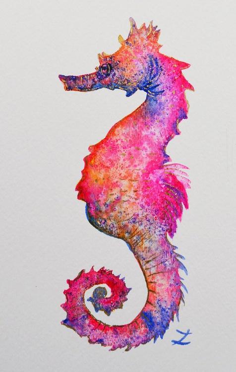 Magical Seahorse - Image 0