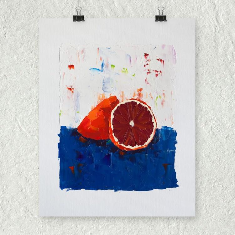 Blood of an Orange - Image 0