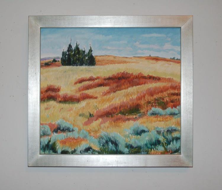 """""""Badlands Autumn I"""" - Image 0"""
