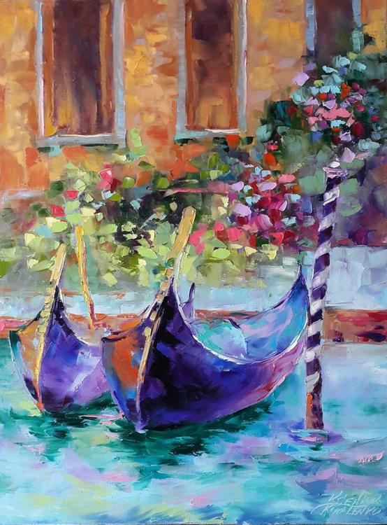 painting *Venice*Оil on canvas 60х80cm - Image 0