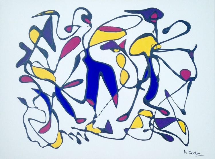 Ribbon Dancing - Image 0