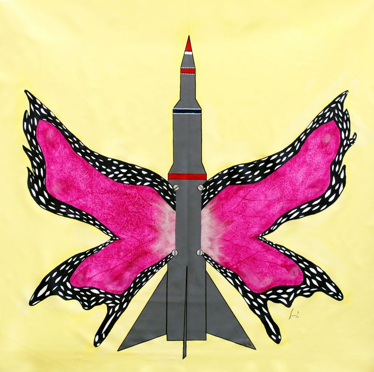 If missiles were butterflies - Image 0