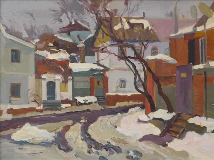 Tolstoy Street -