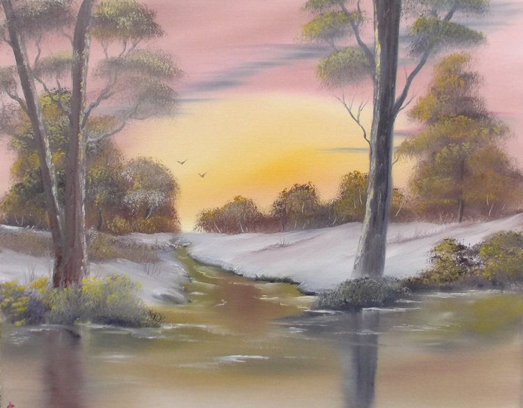 Winters Blanket. (Sold) - Image 0