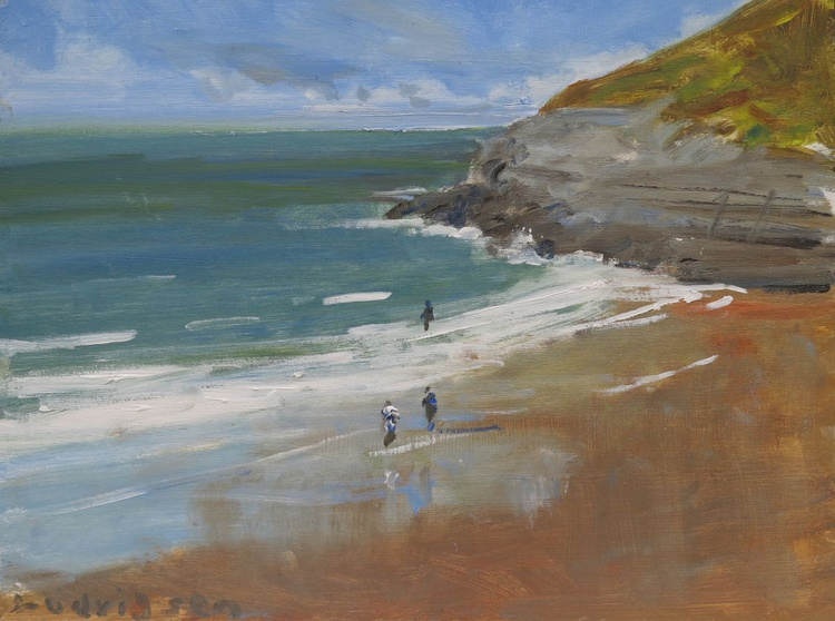 Mwnt Bay, Wales - Image 0