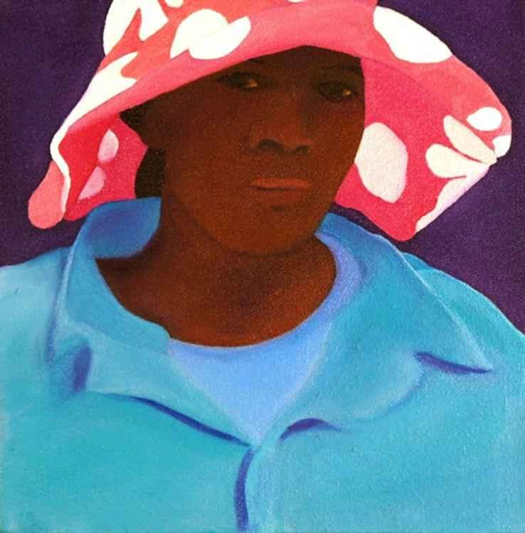 Africa Journal: Ststrwetla Woman -