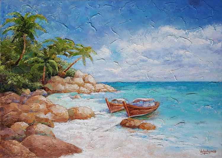 Paradise ripe -
