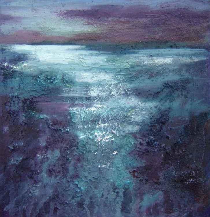 Tide Receeding -