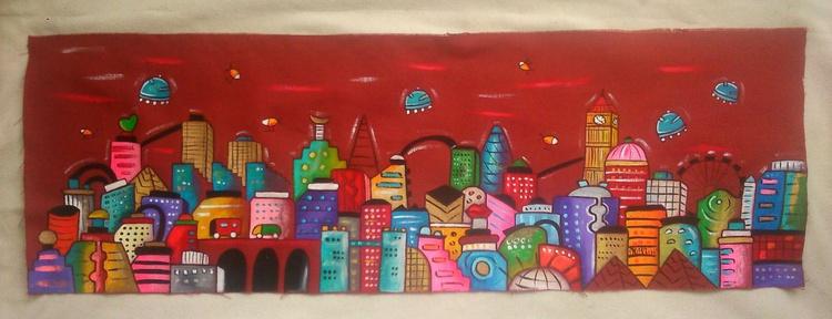 Pretty Material City - Image 0
