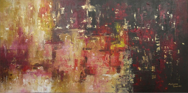 Dream With Compassion (Large, 120x60cm) - Image 0