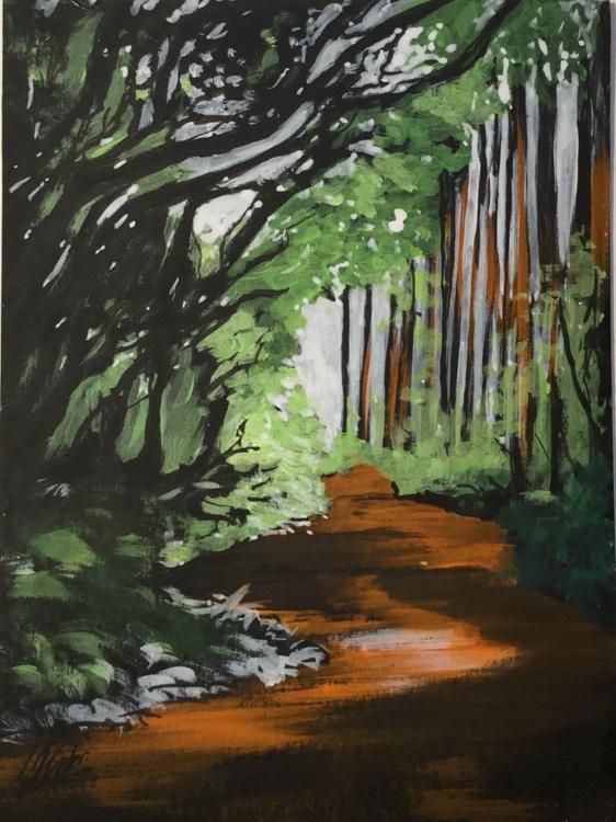 Abbots wood walk - Image 0