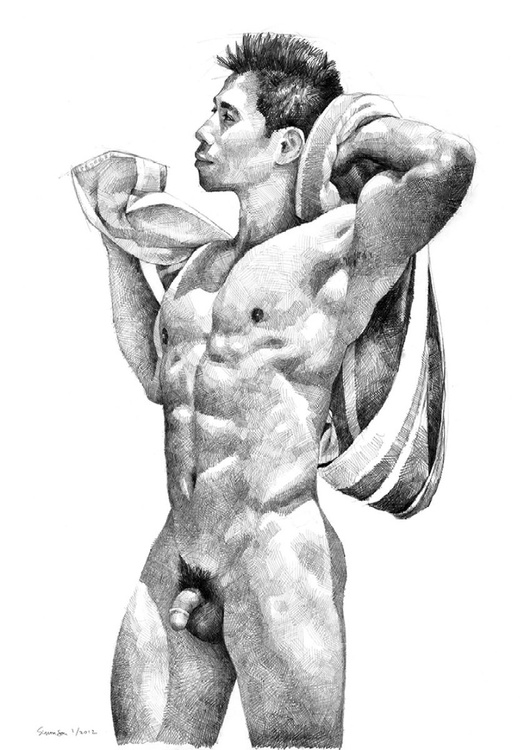 Chinese Bodybuilder - Image 0