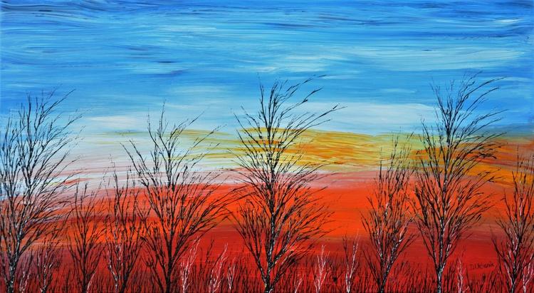 Landscape In Winter - Image 0