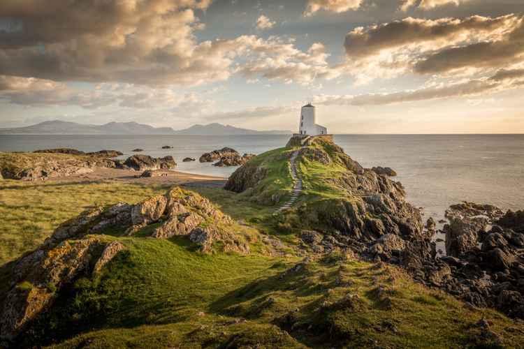 Twr Mawr Lighthouse -