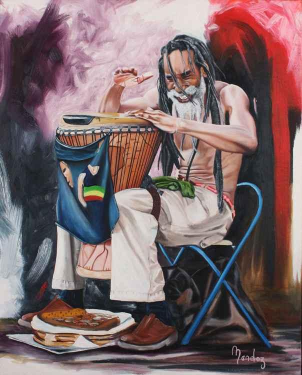 Rasta Drummer 3
