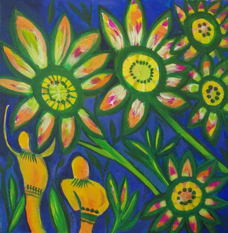 Blumenzauber