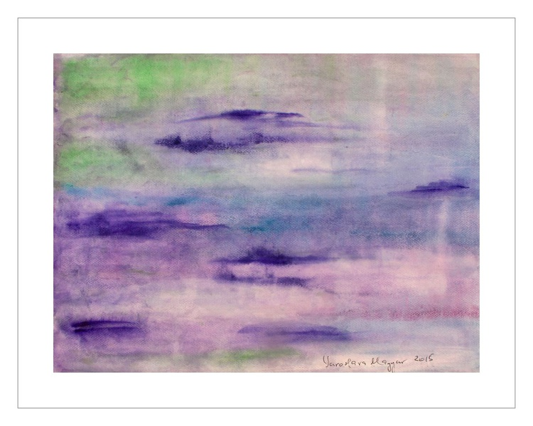 The Purple Spots from Duality collection - Image 0