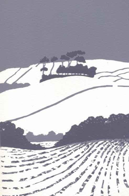 Ladyhill, Winter -