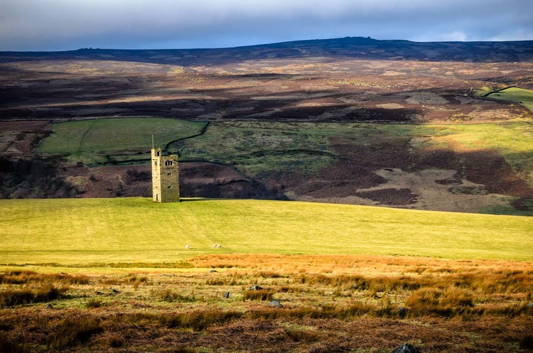 Strines Moor - Limited Edition Print - Image 0