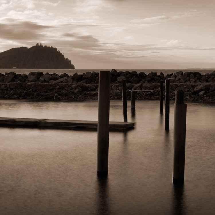 Neah Bay Dock -
