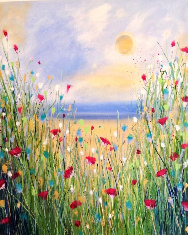 Sea Breeze Blooms - Image 0