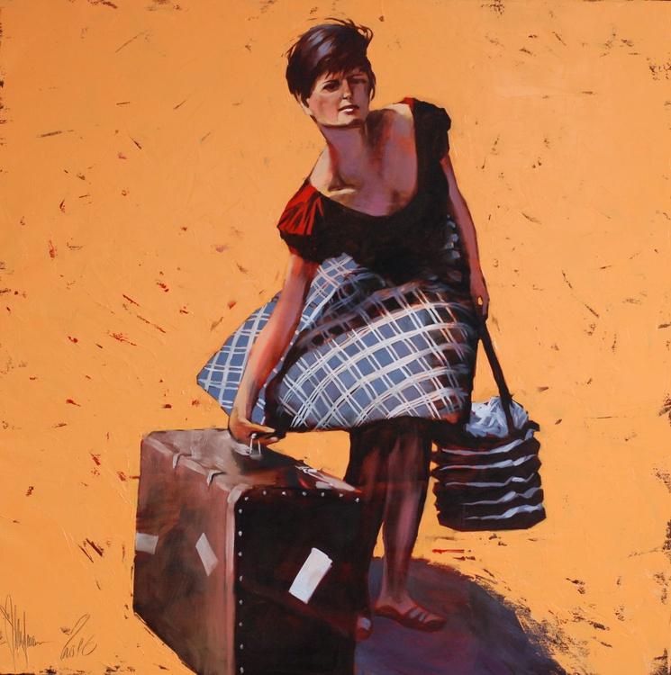 Heavy suitcase - Image 0