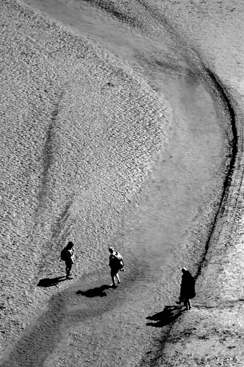 The sands of the Mont St Michel - Crossing - Image 0