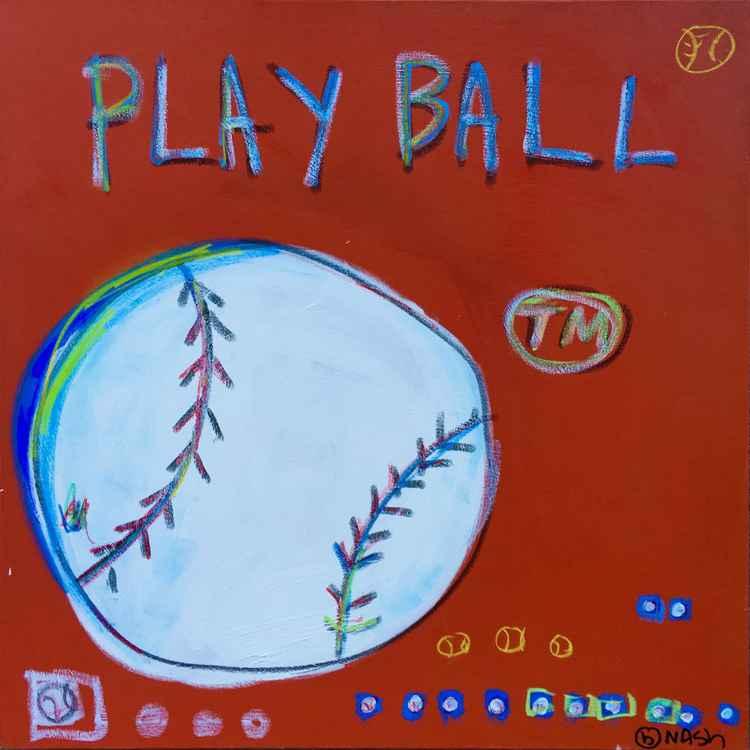 Play ball -